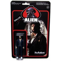 Figura Alien Retro Dallas 12 cm