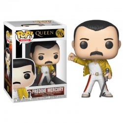 Figura POP Freddie Mercury Wembley 1986 Queen