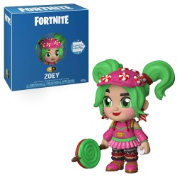 Figura 5 Star Zoey Fortnite