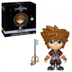 Figura 5 Star Sora Kingdom Hearts Disney