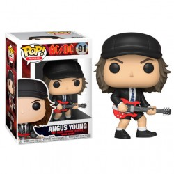 Figura POP Angus Young AC/DC Rocks