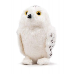 Peluche Hedwig The Snowy Owl Harry Potter de 20cm