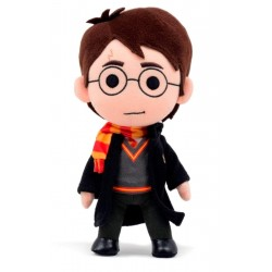 Peluche Harry Potter de 16 cm