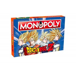 Monopoly Dragon Ball Z (Español)