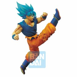 Figura Son Goku Super Saiyan God Dragon Ball Super Z Battle Banpresto