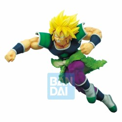 Figura Broly Super Saiyan Dragon Ball Super Z Battle Banpresto