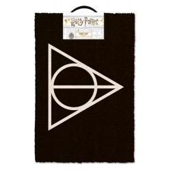 Felpudo Deathly Hollows Harry Potter 40x60 cm