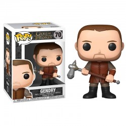 Fig. Pop Gendry Game of Thrones (outer packaging a bit broken)