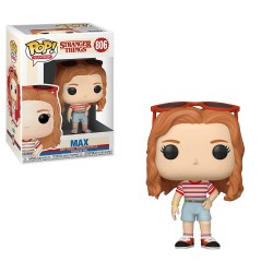 Figura POP Max Mall Outfit Stranger Things
