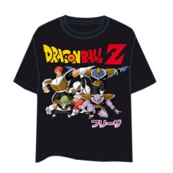 Camiseta Chico Freezer Special Forces Dragon Ball