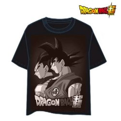 Camiseta Chico Goku y Vegeta Dragon Ball