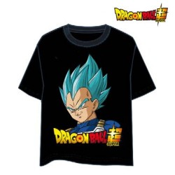 Camiseta Chico Vegeta God Dragon Ball