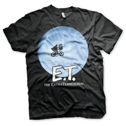 Camiseta Bike and Moon E.T.