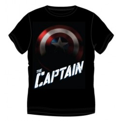 Camiseta The Captain Capitán América Marvel