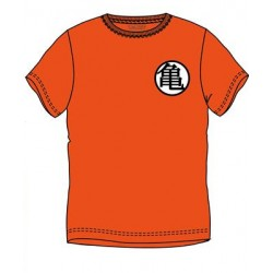 Camiseta Naranja Dragon Ball