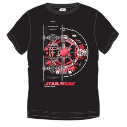 Camiseta Fuerzas Imperiales Star Wars