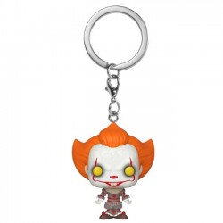 Llavero POP Pennywise with Open Arms IT Chapter 2