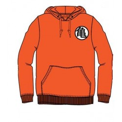 Sudadera Naranja Dragon Ball Z