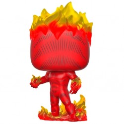 Figura POP First Appearance Human Torch Marvel 80th