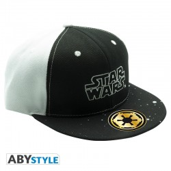 Gorra Black & White Star Wars
