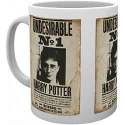 Taza Undesirable Nº1 Harry Potter