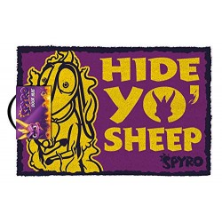 Felpudo Hide Yo' Sheep Spyro 40 x 60 cm