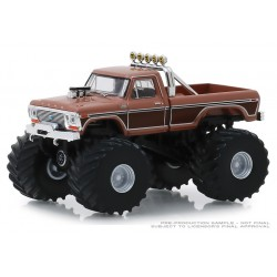 """Ford F-350 Monster Truck """"BFT"""" (1978) Escala 1:64"""