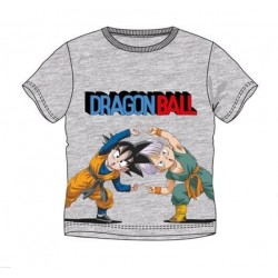 Camiseta Goku & Trunk Dragon Ball Niño