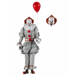 Figura Articulada Pennywise Clothed IT Neca