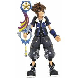Figura Sora Wisdom Form Kingdom Hearts III Diamond