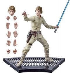 Figura Luke Skywalker Hyperreal Star Wars The Black Series