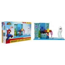 PlaySet Submarino 6 cm Mario Bros