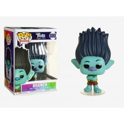 Figura POP World Tour Branch Trolls