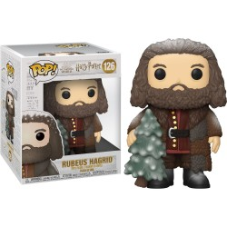 Figura POP Rubeus Hagrid Holiday 15 cm Harry Potter