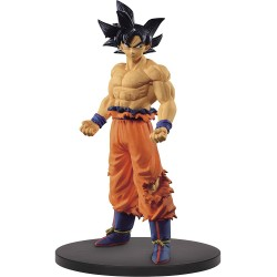 Figura Goku Ultra Instinct 19 cm Dragon Ball Banpresto