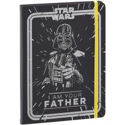 "Libreta ""I Am Your Father"" Star Wars"