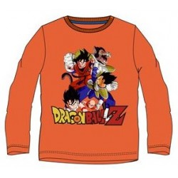 Camiseta Niño Manga Larga Personajes Dragon Ball Z