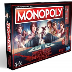 Monopoly Stranger Things (Inglés)