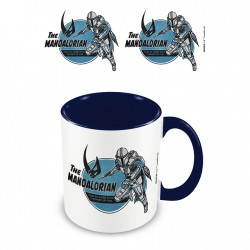 Taza Mandalorian I've been looking for you Star Wars 320 ml