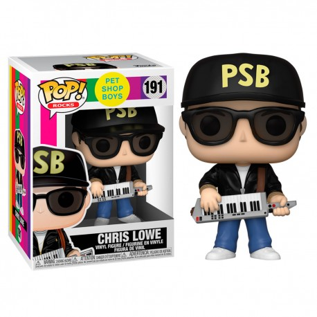 Figura POP Chris Lowe Pet Shop Boys
