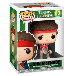 Figura POP John McEnroe Tennis Legends