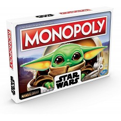 Monopoly Baby Yoda The Child Star Wars