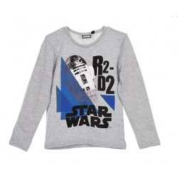 Camiseta Manga Larga Niño R2-D2 Star Wars