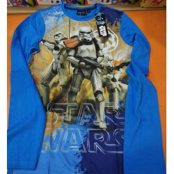 Camiseta Manga Larga Niño Stormtrooper Star Wars