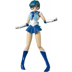 Figura Articulada Sailor Mercury Sailor Moon SH Figuarts