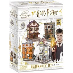 Puzzle 3D Callejon Diagon Harry Potter