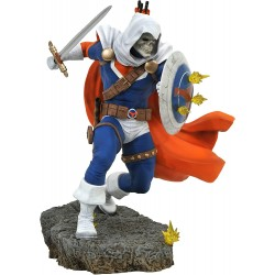 Estatua Taskmaster 23 cm Diorama Marvel Diamond Gallery