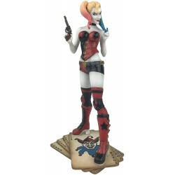 Estatua Harley Quinn Rebirth 23 cm Diamond Gallery DC