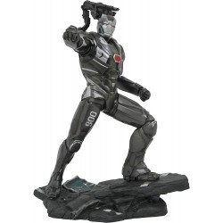 Estatua War Machine 28 cm Avengers Endgame 23 cm Marvel Diamond Gallery