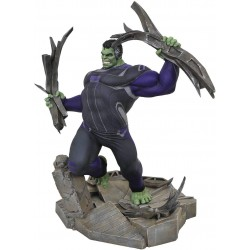 Estatua Hulk Avengers Endgame 28 cm Marvel Diamond Gallery
